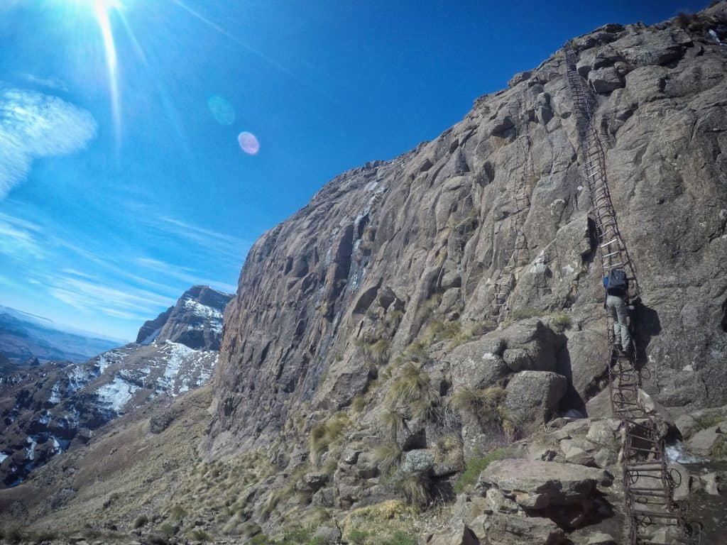 Drakensberg Chain Ladder
