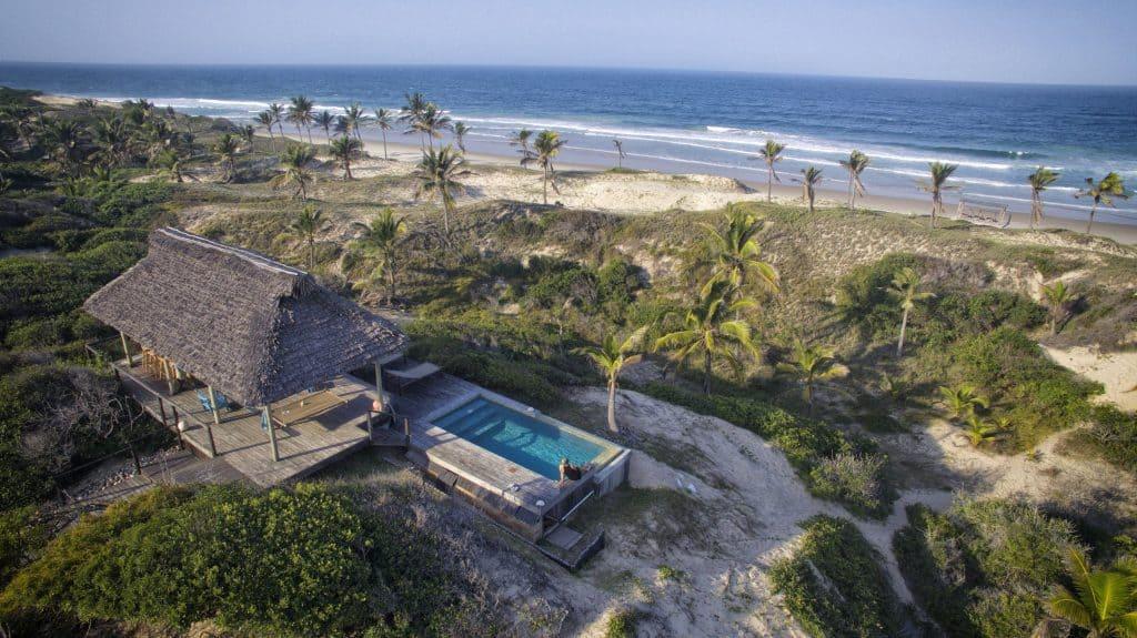 Mozambique Beach Sundowner