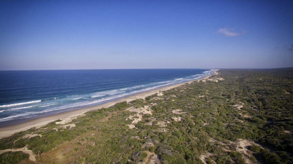 Mozambique Beach Travessia