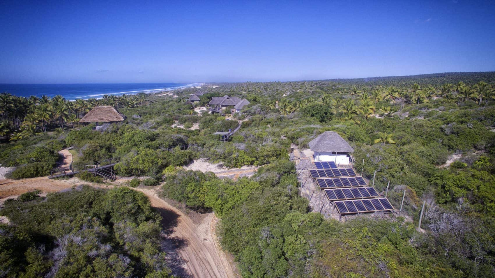 Mozambique Solar Power