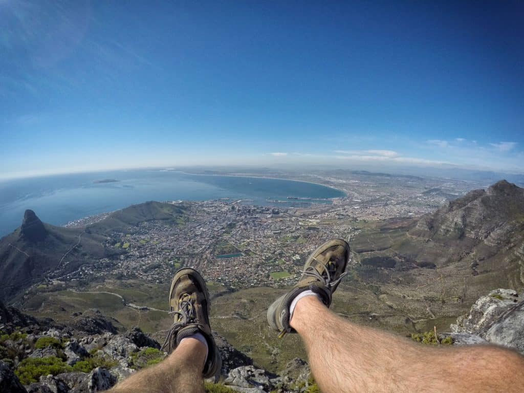 Travel The World For A Year Table Mountain