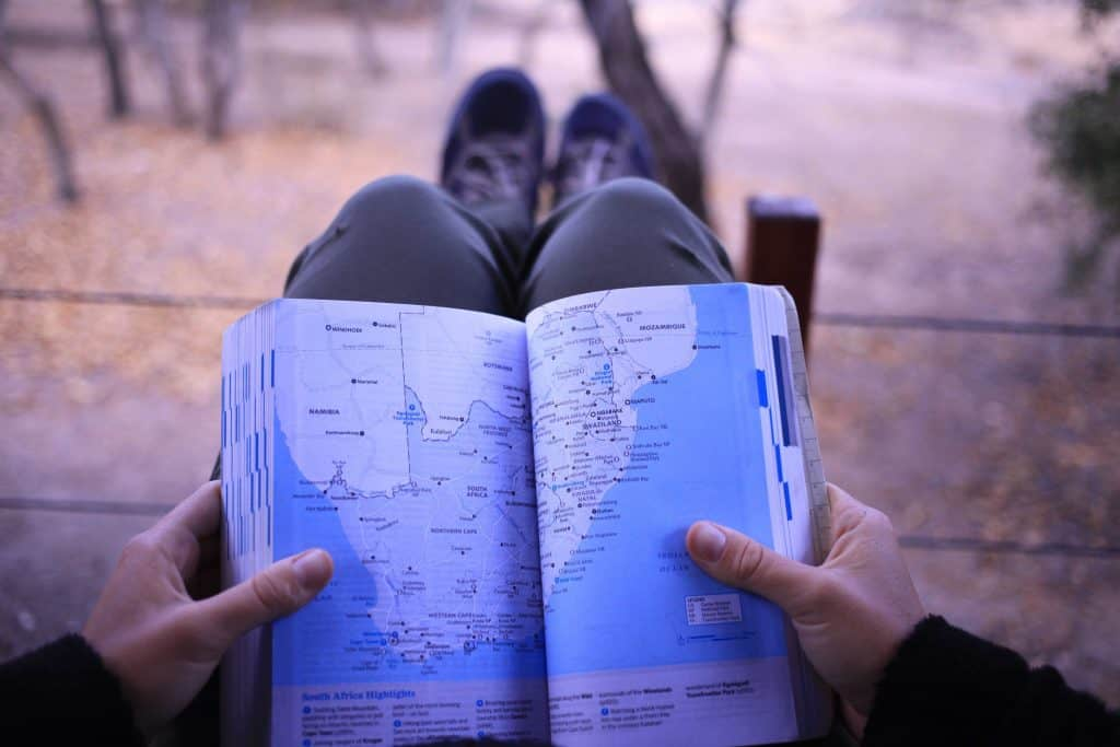 Travel Tips - Guidebook