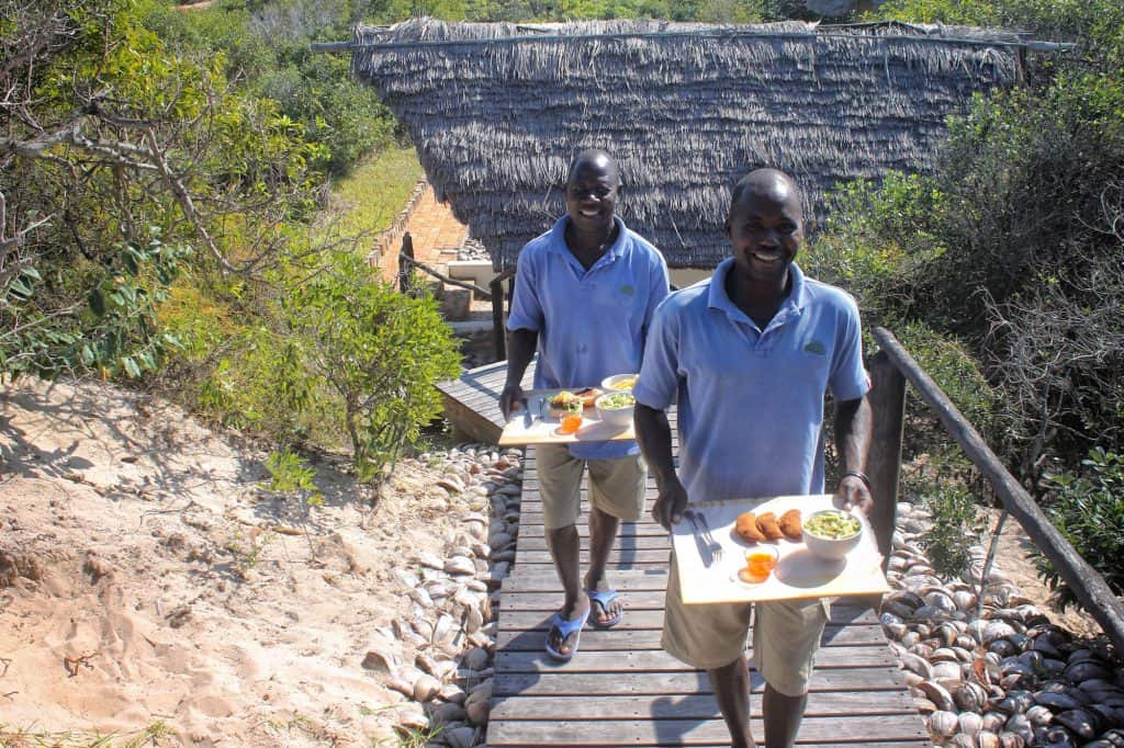Mozambique Food Staff