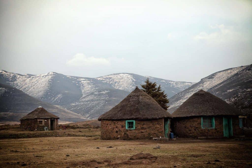 Lesotho Drakensberg