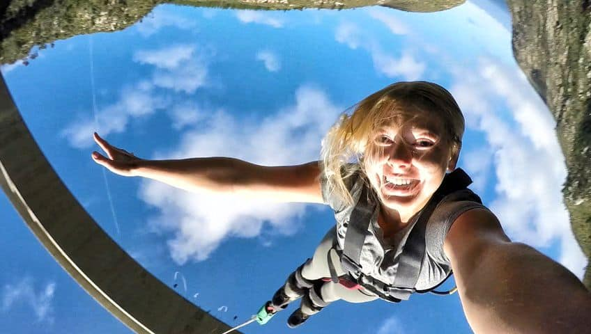 South Africa Bungee Must See places in South Africa