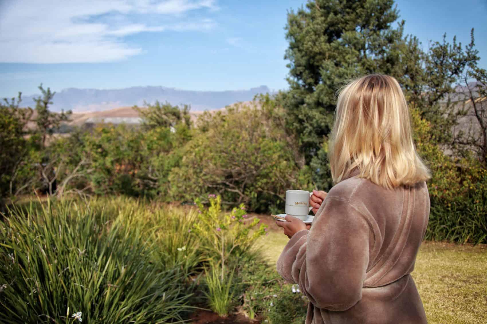Drakensberg Mountains Good Morning Montusi