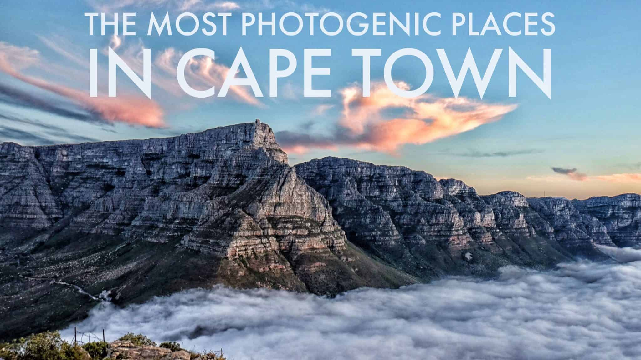 Is Cape Town the Most Photogenic City in the World