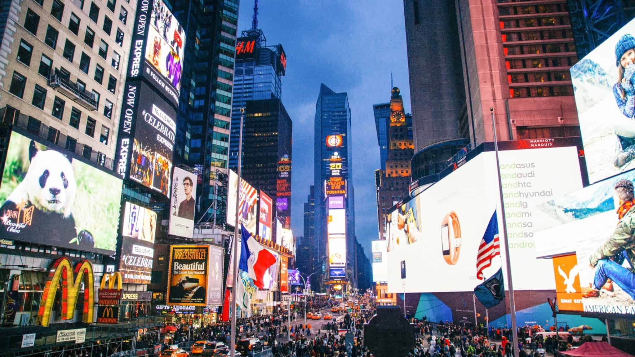 Broadway - Romantic Things to Do in NYC