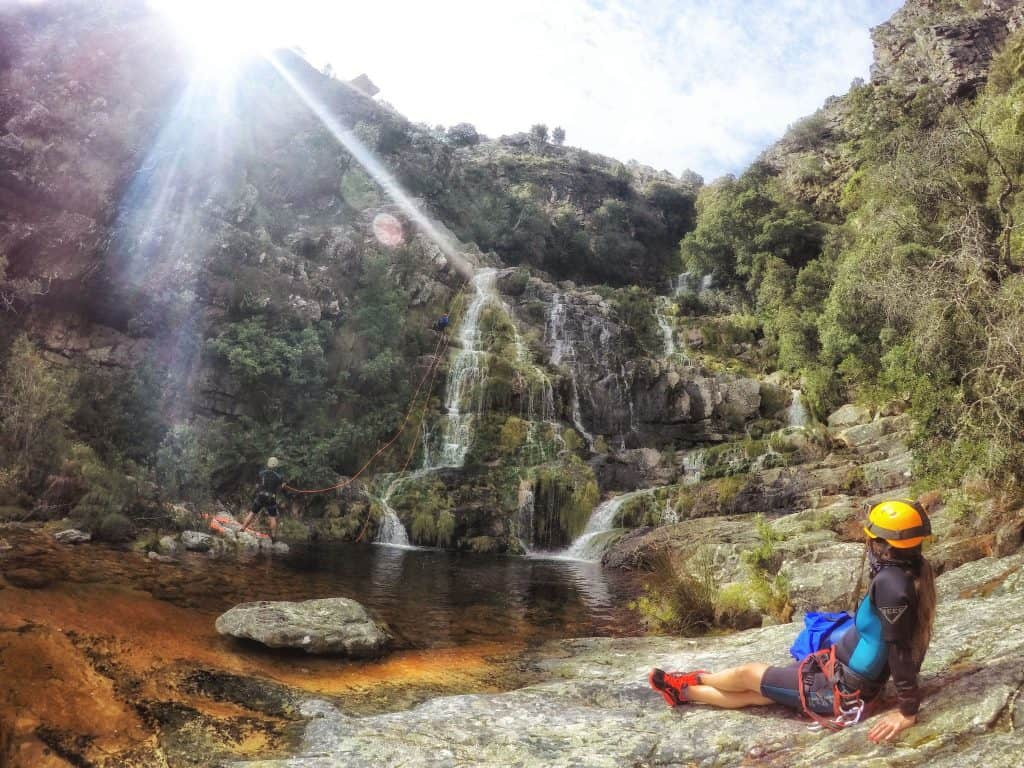 Canyoneering Adventures in Cape Town