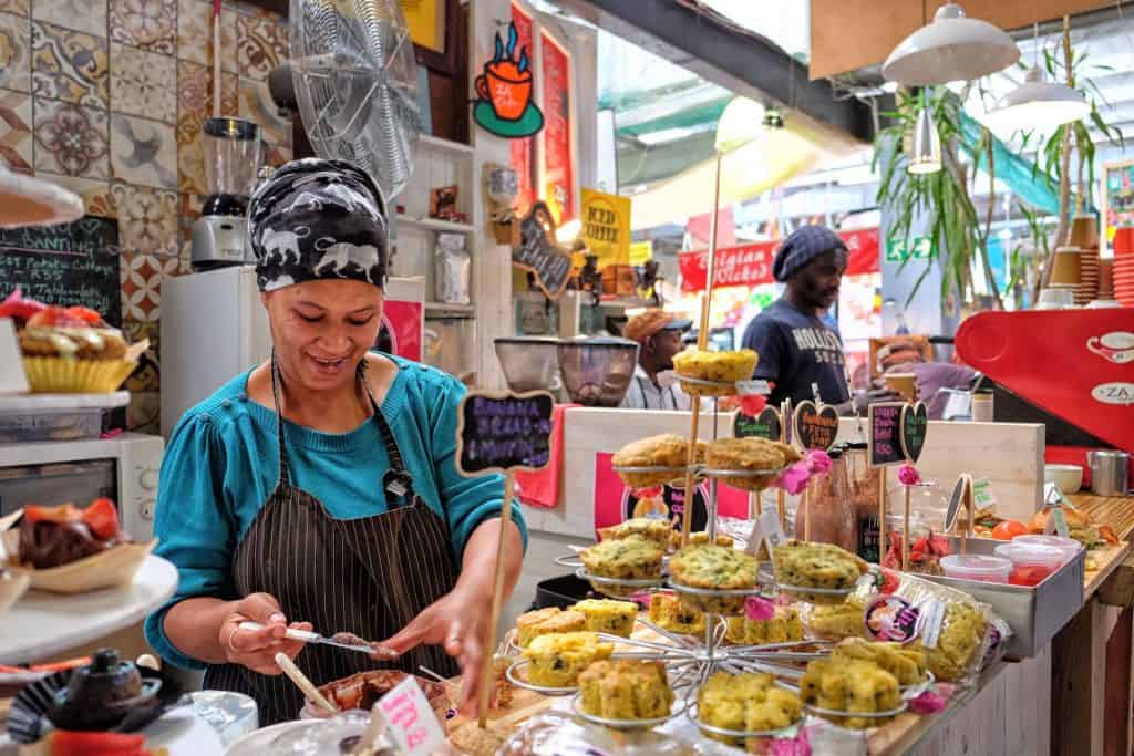Hout Bay Market