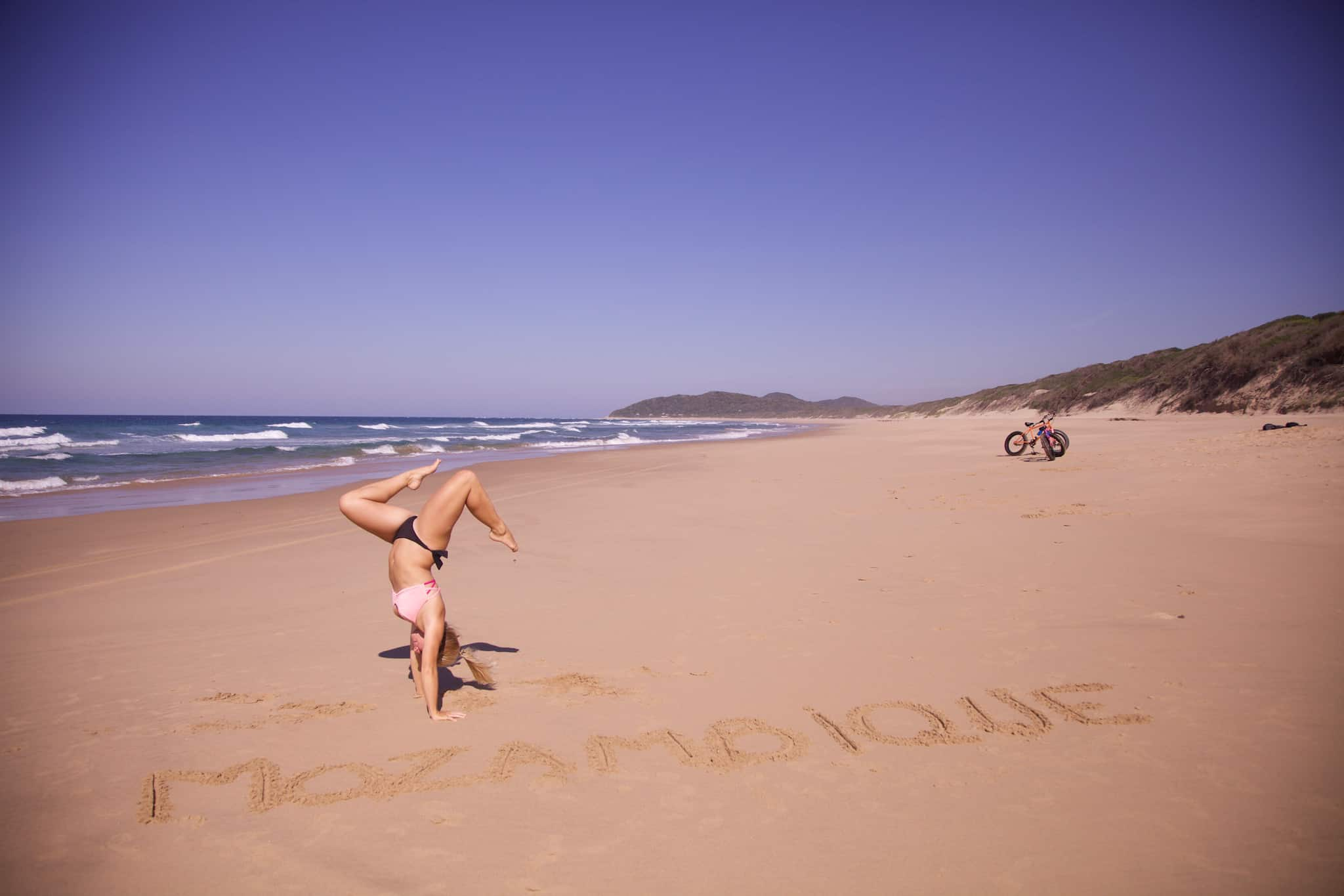 The Beaches of Mozambique