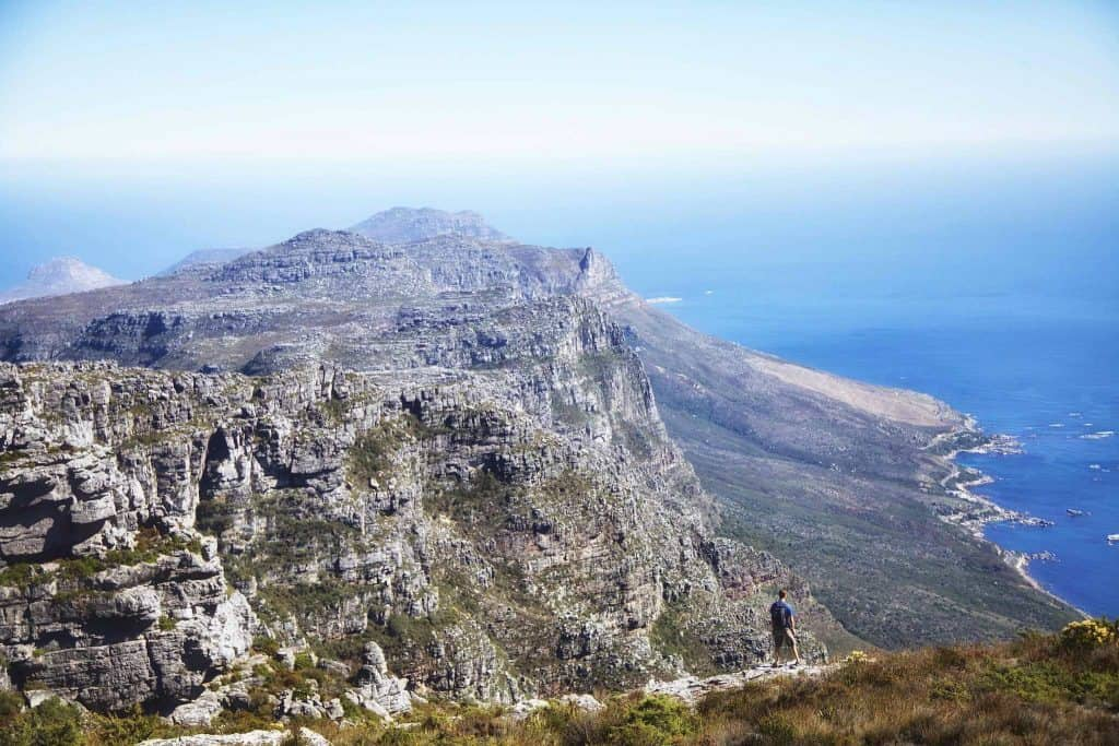 Romantic things to do in Cape Town - Table Mountain!