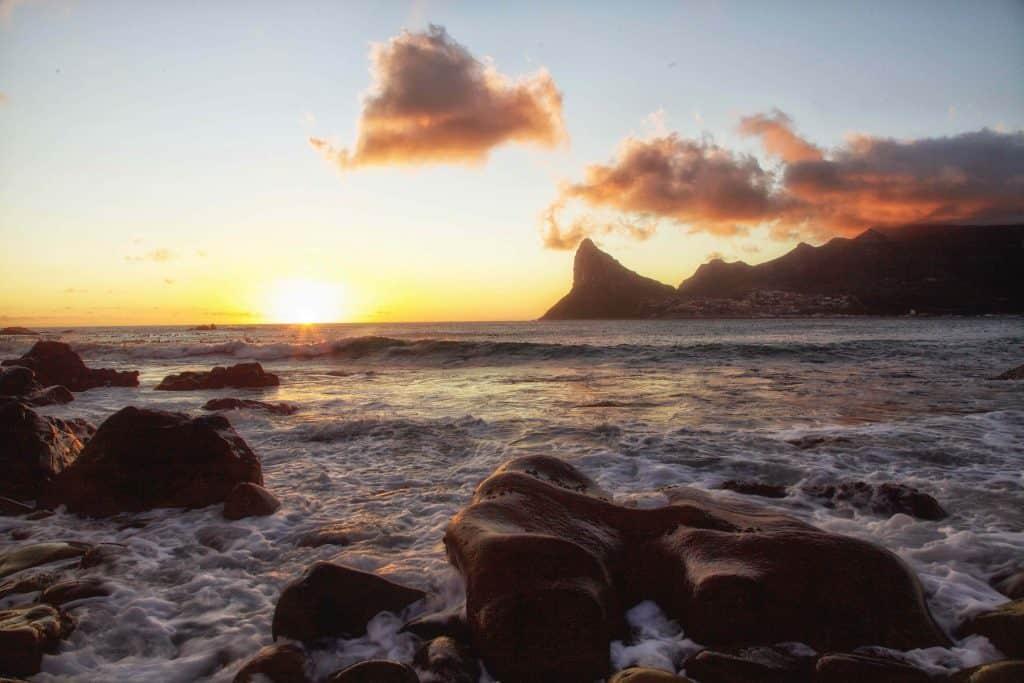 tintswalo Atlantic at Sunset