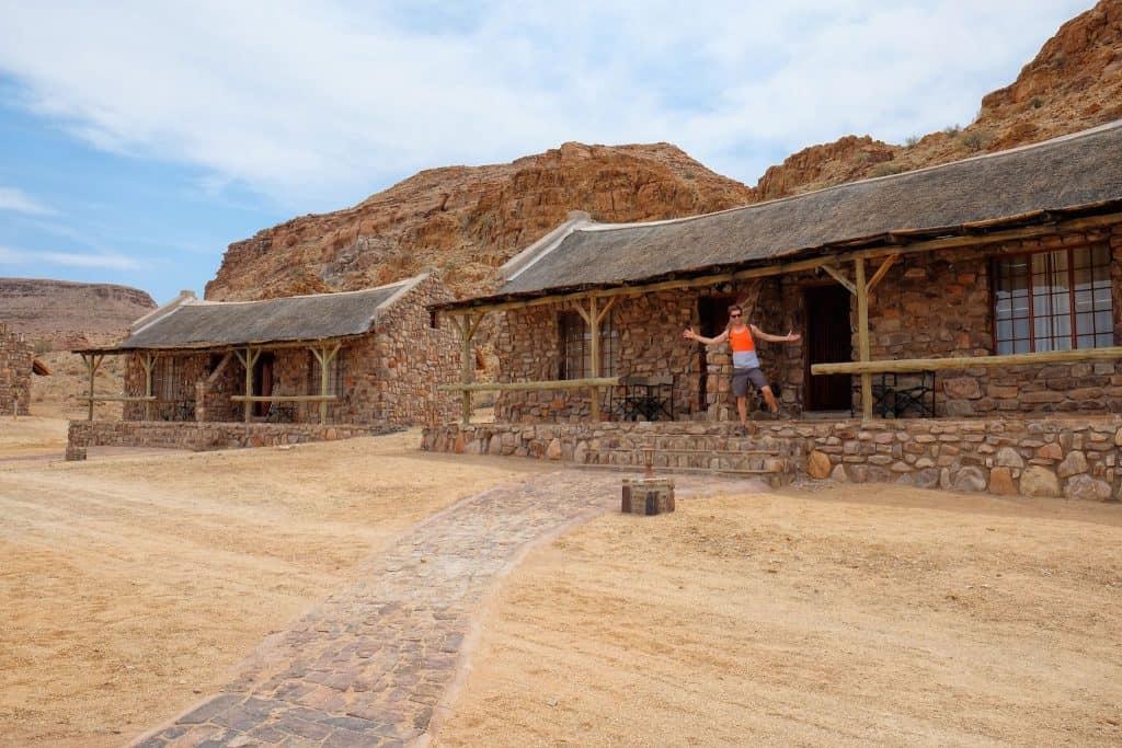 Gondwana Fish River Canyon Village
