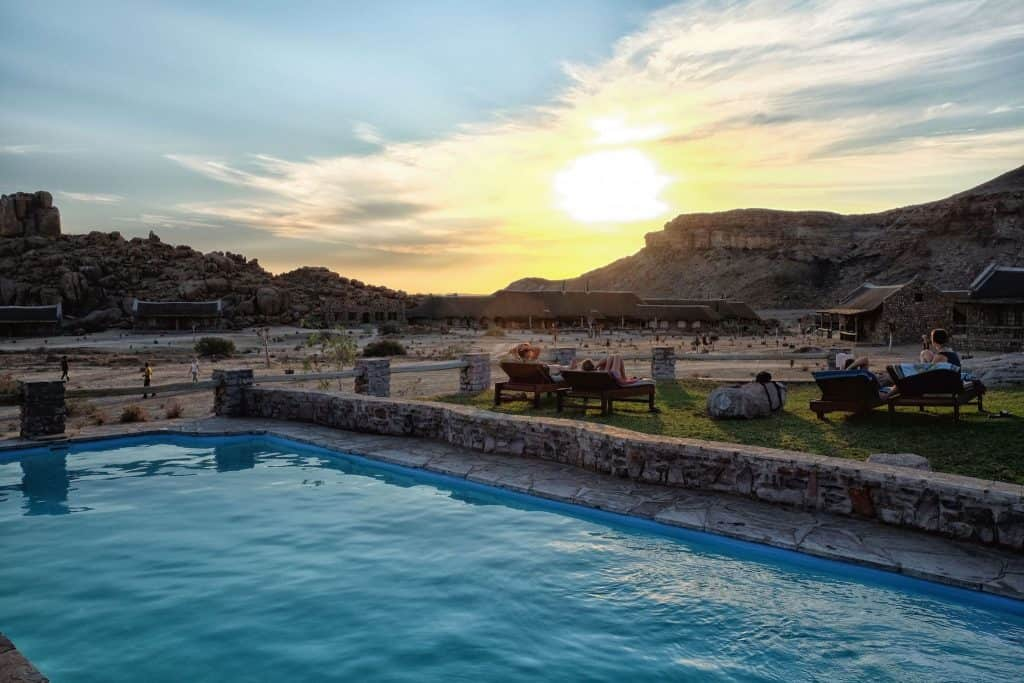 Gondwana Fish River Canyon Village Pool