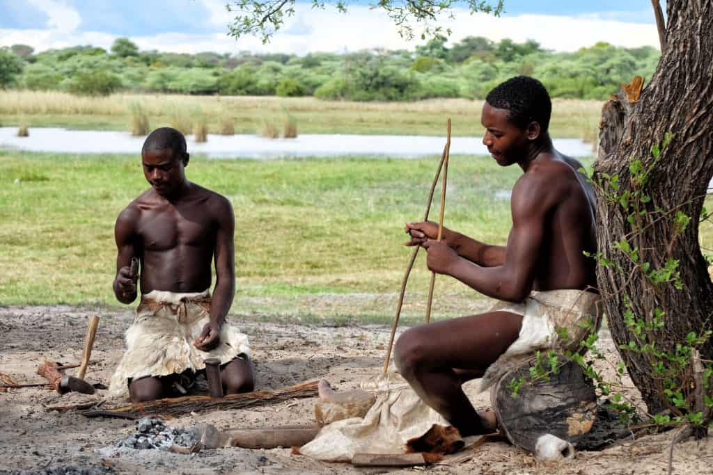 Traditional Namibia - Living Museum