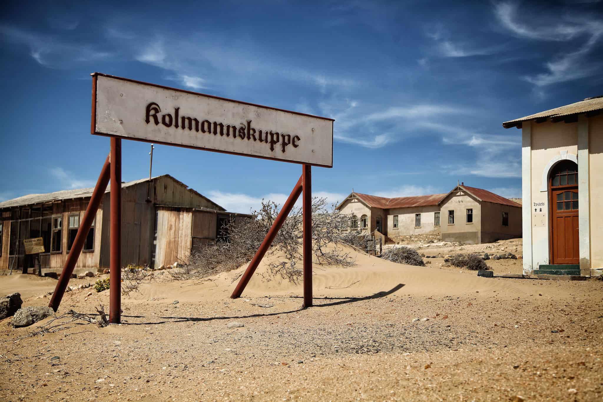 Namibia Travel Tips