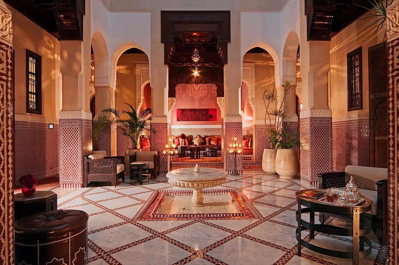 Riad - Morocco - Marrakech