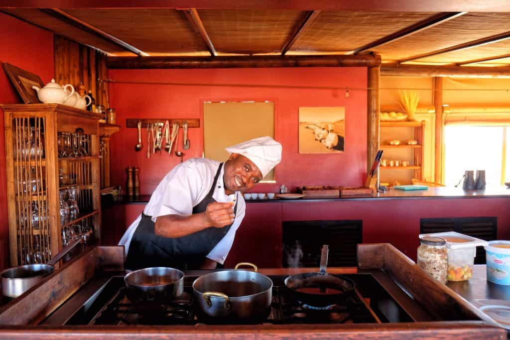 Private Camp Chef