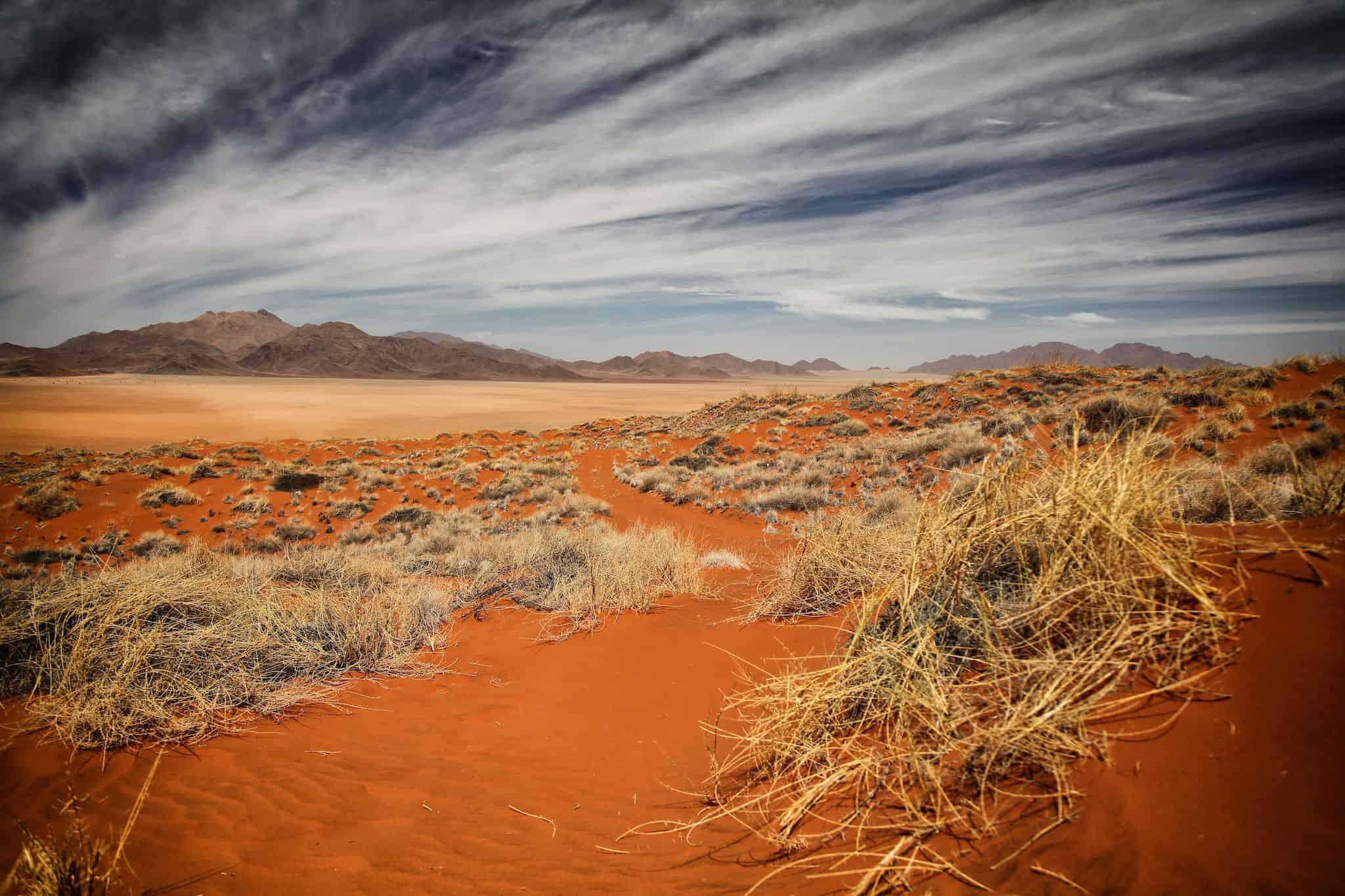 Why Travel Africa Namib Desert