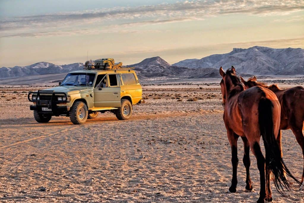 Overland Vehicle Equipment In Namibia