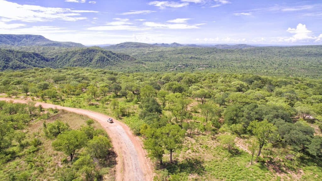 Beautiful Zimbabwe And Overland Vehicle