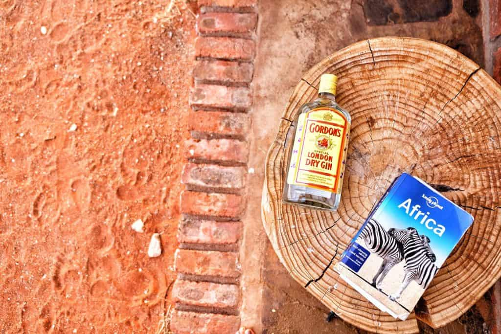 Gin Kalahari Africa