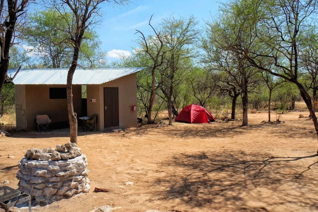Onguma Campsite Namibia