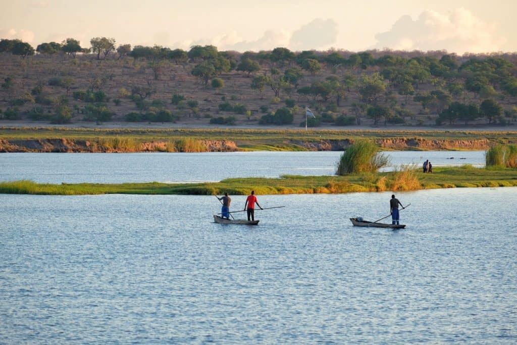Mokoro Rides on the Chobe