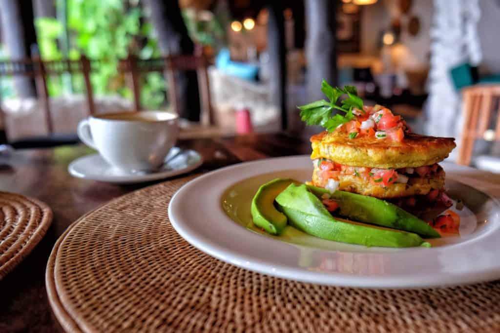 The food at Tongabezi