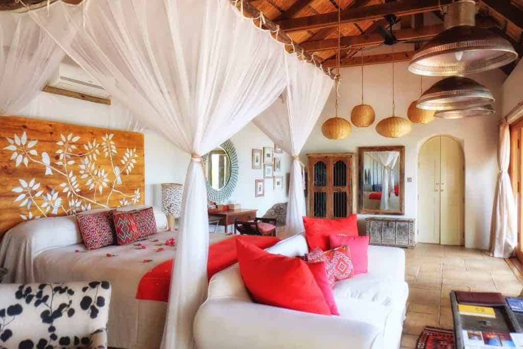 Tongabezi Room