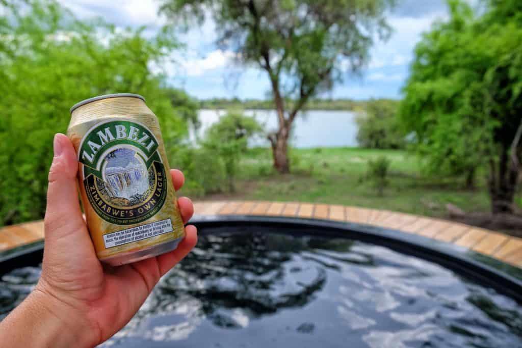 Zambezi on the Zambezi