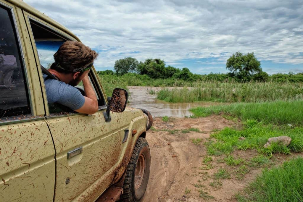 Can we make it across? Travel in Zimbabwe