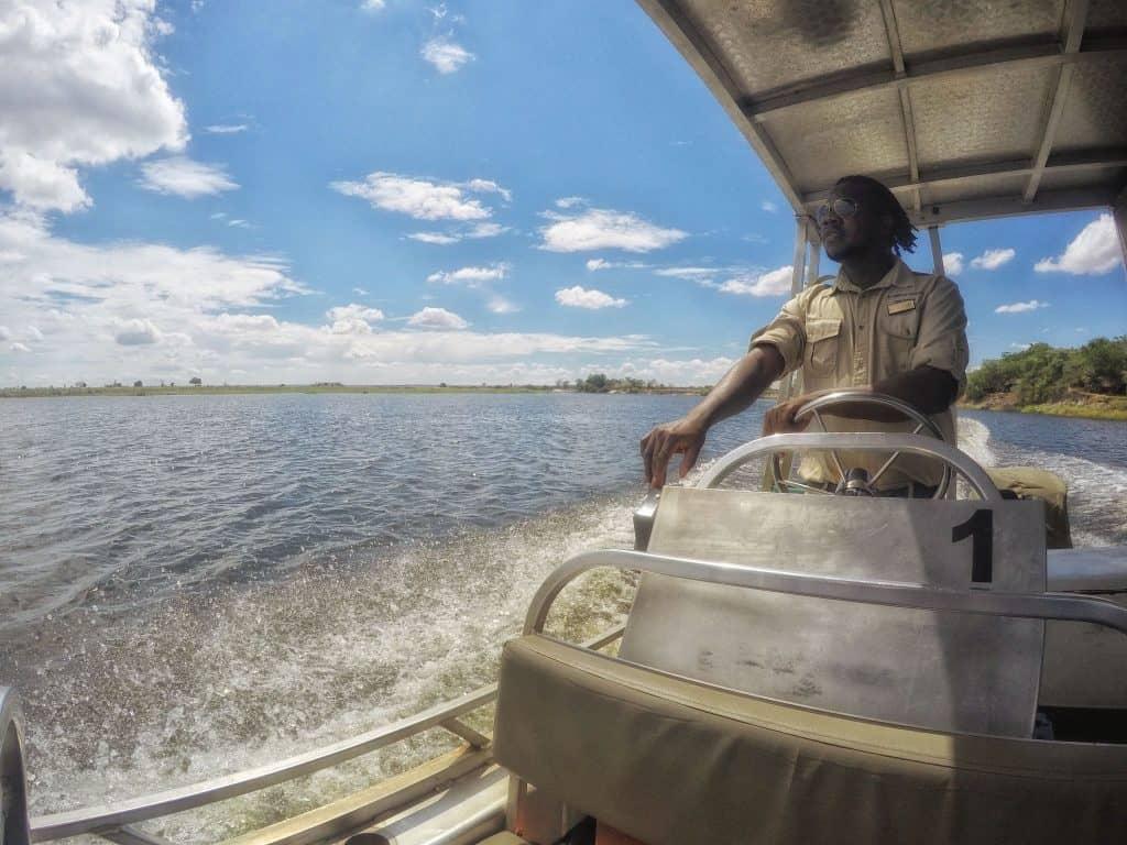 River Cruise With Zambezi Queen