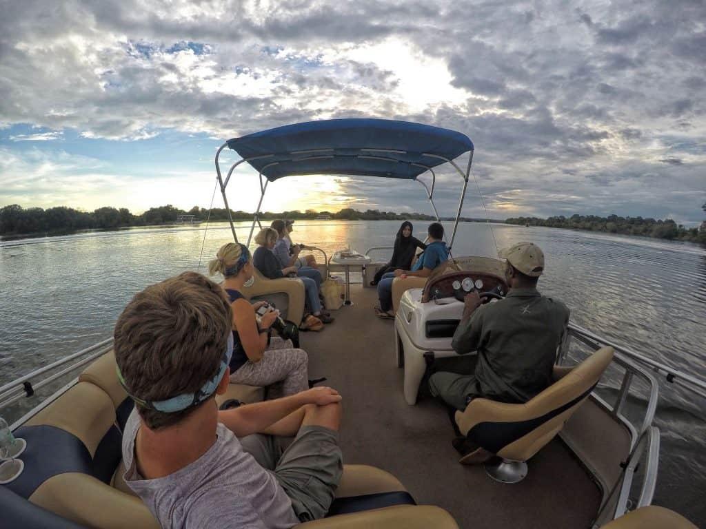 River Cruise on the Zambezi