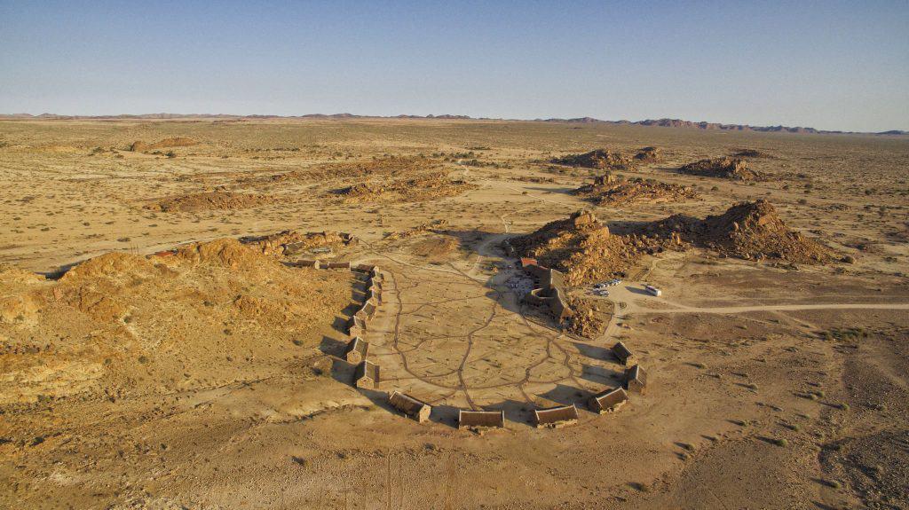 Gondwana Canyon Village Namibia