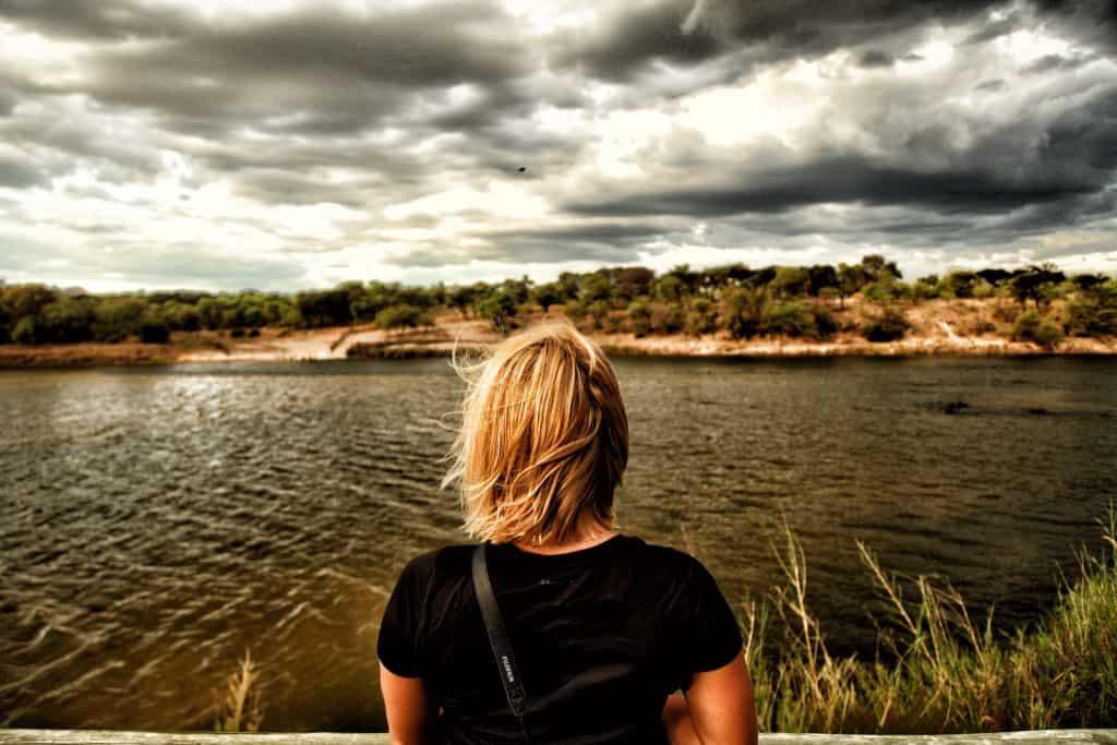 looking at Angola