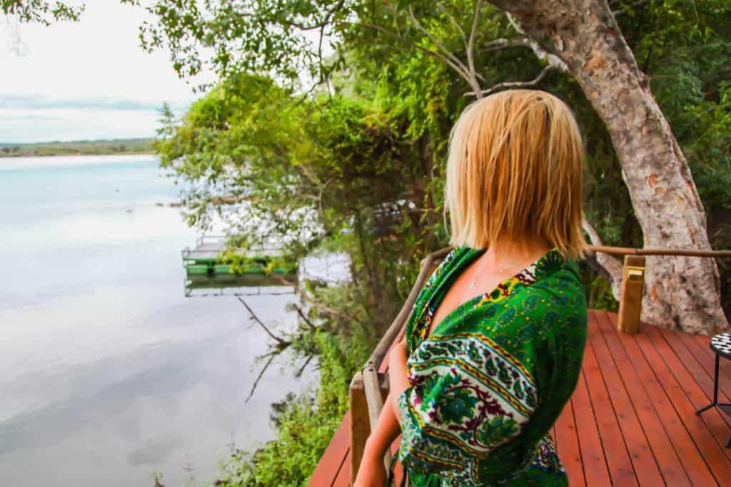 Luxury in Zambia at Tongabezi