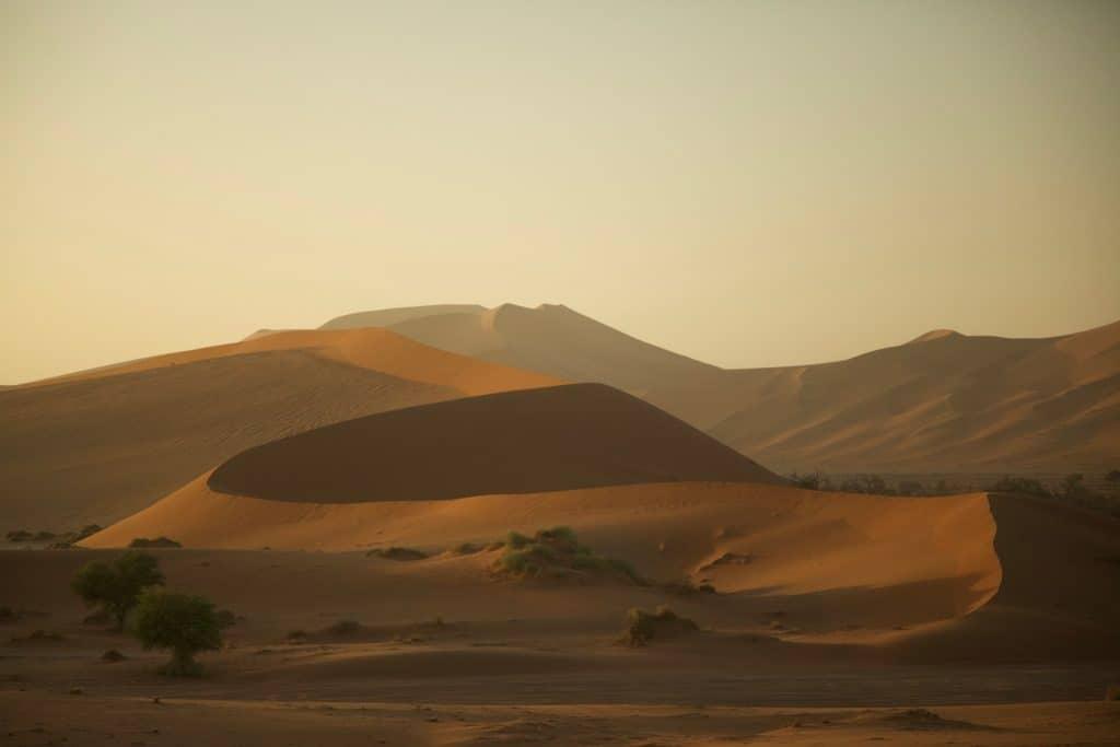 Namibia Road Trip - Sossusvlei Dunes