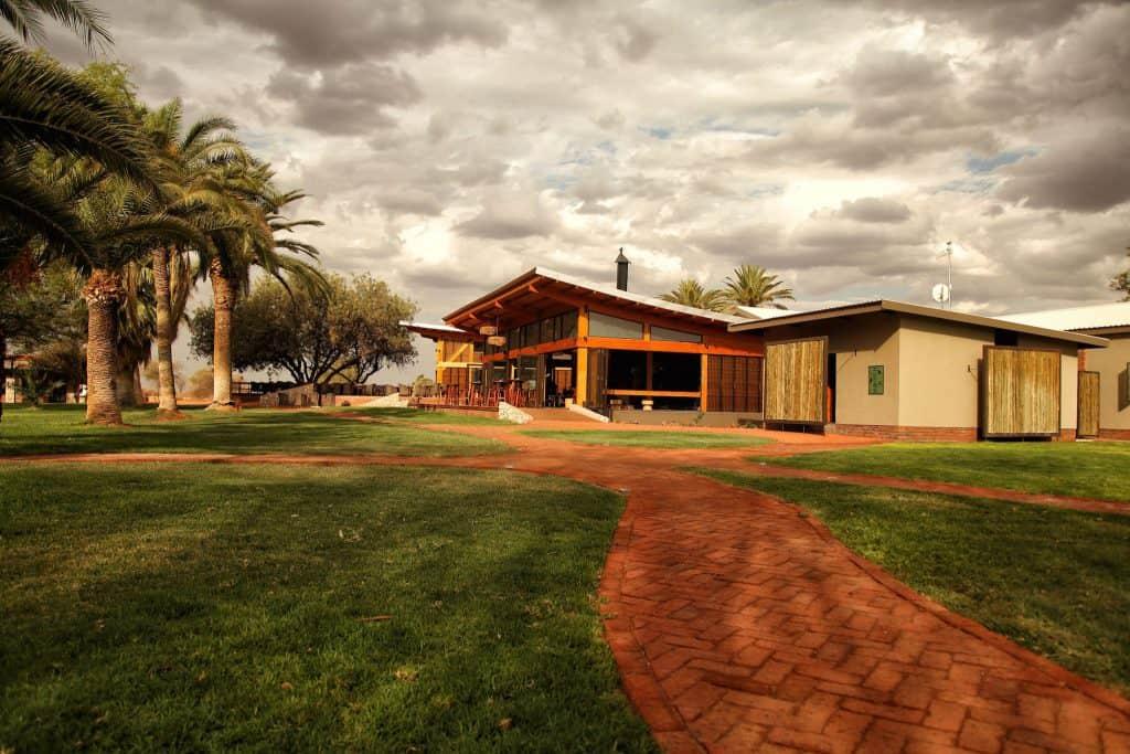 Kalahari Anib Lodge Namibia