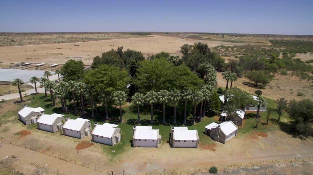 Kalahari Farmhouse Namibia