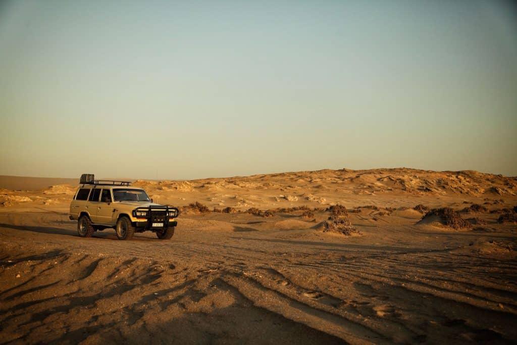 Luderitz Beach Namibia