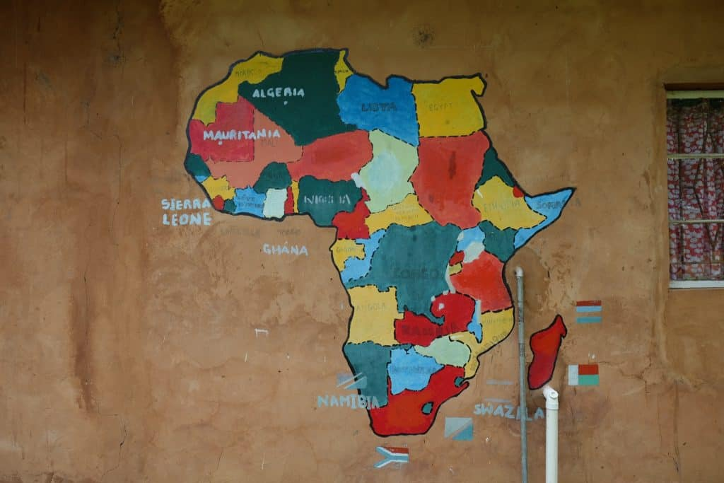Cost of Traveling Africa