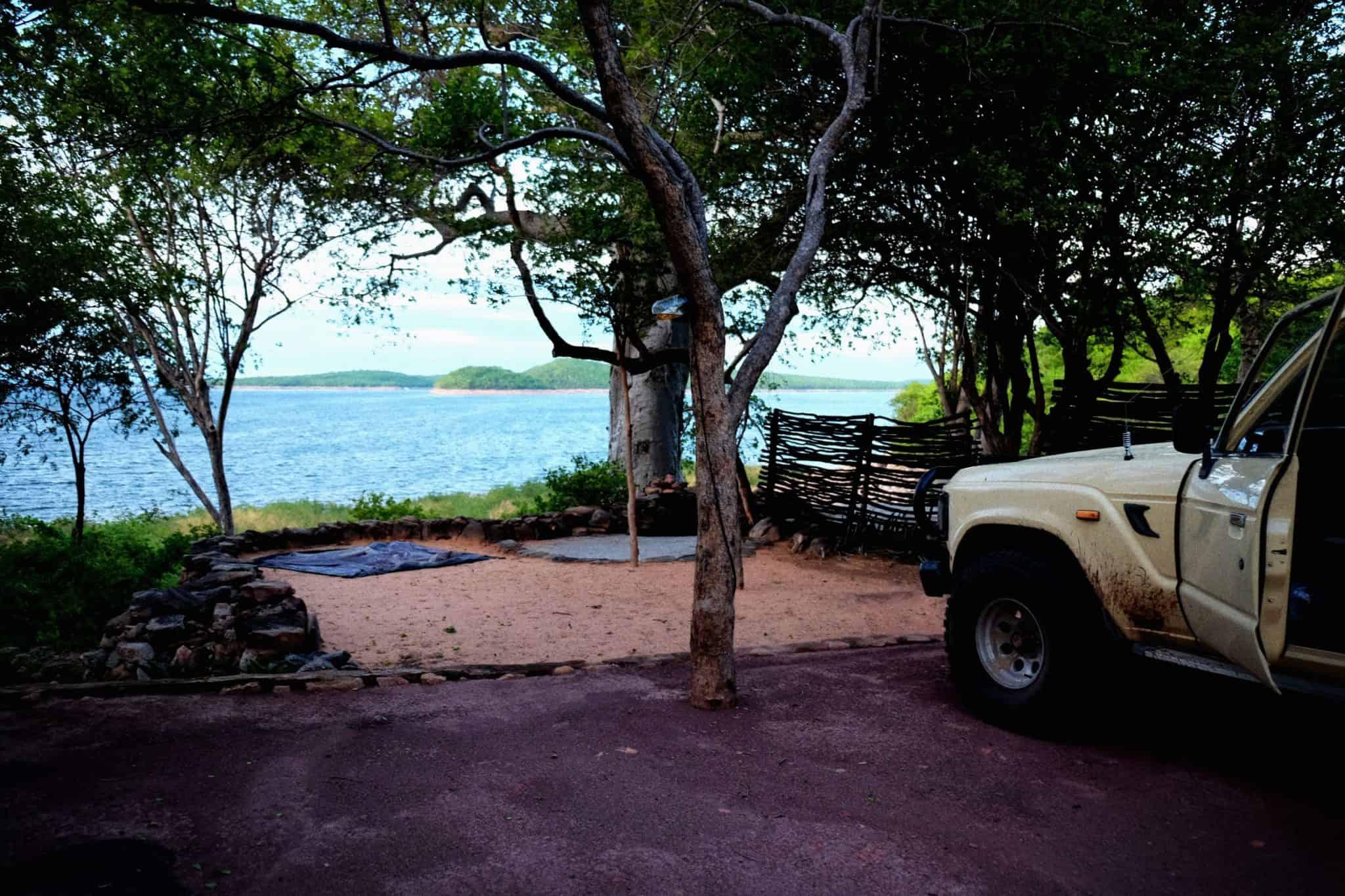 Binga Lake Kariba