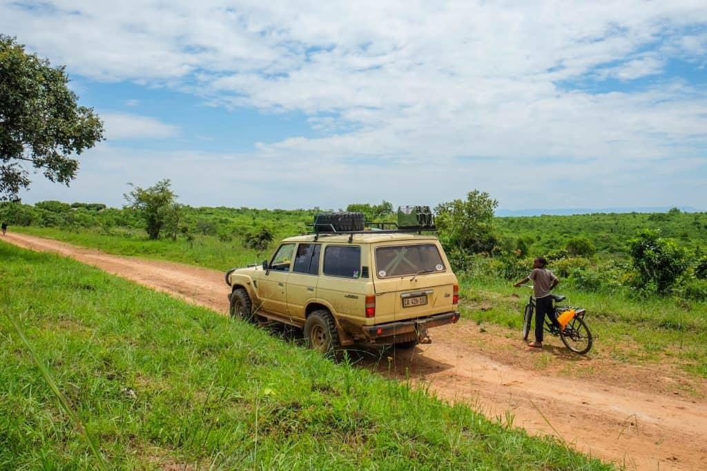 Staring in Zambia