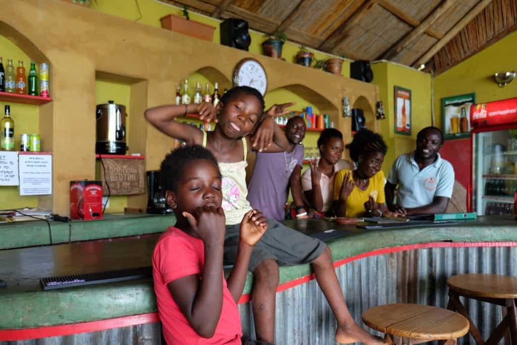 People of Malawi