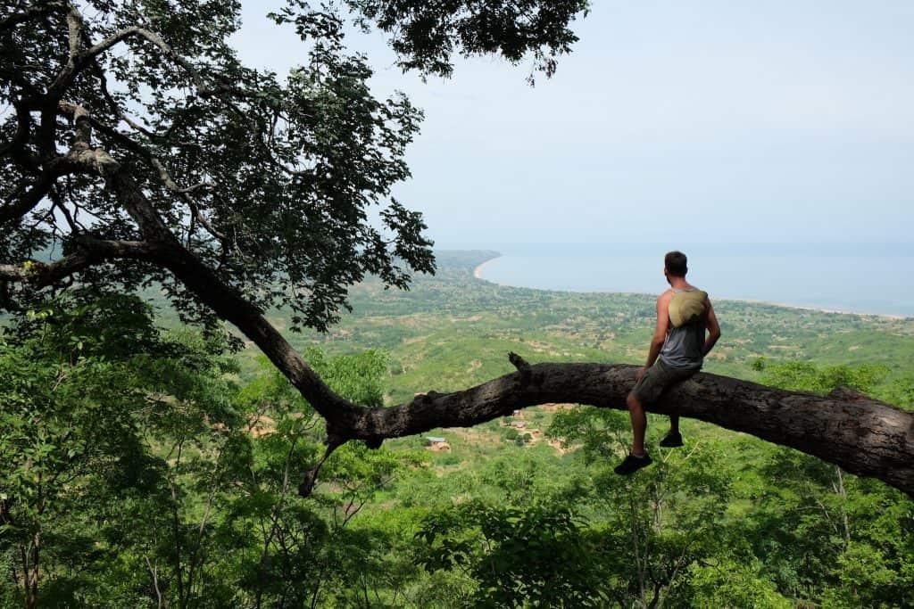 hiking Livingstonia