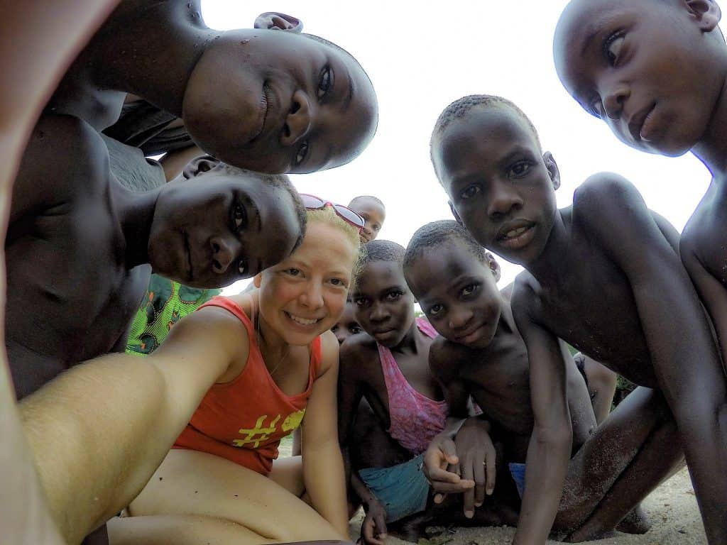 Malawian Children