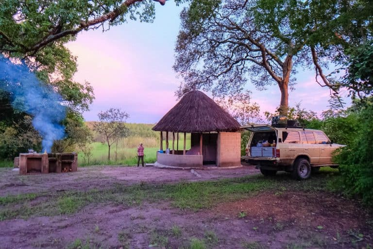 Kasanka Camp Site