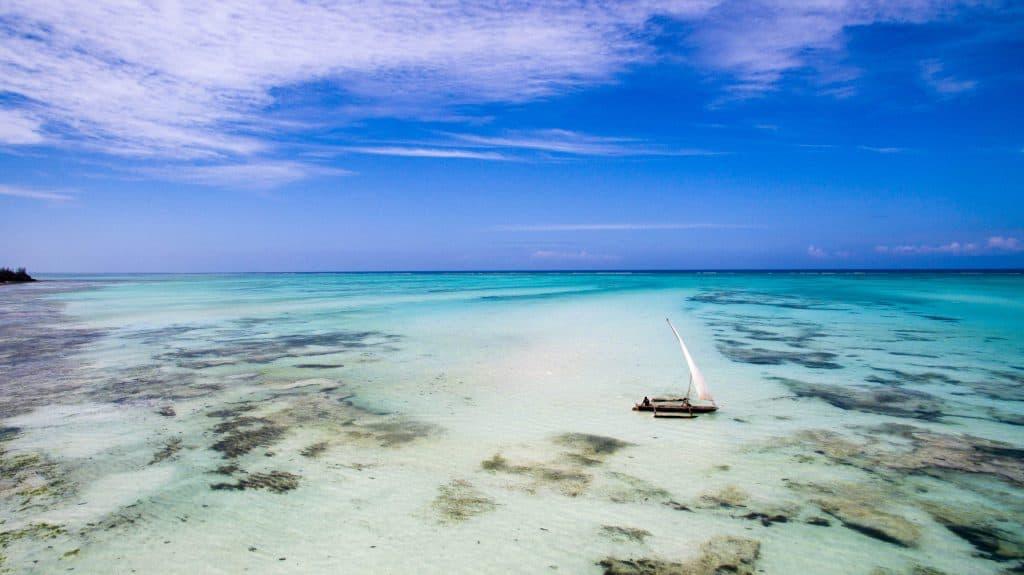 Pongwe Beach, Zanzibar, Africa